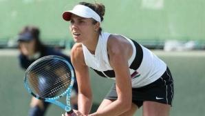 Виктория Томова отстъпи с три позиции