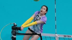 Защита на Жана Тодорова в топ 3 на седмицата (видео)