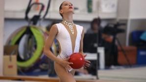 Вая Драганова е седма след първите три уреда за многобоя в Будапеща