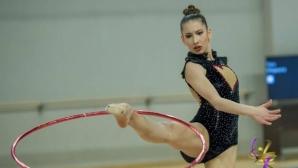 Вая Драганова на финал и на четирите уреда в Будапеща