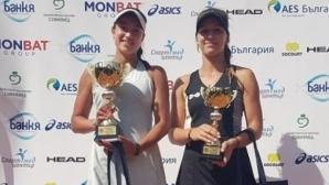 Аршинкова и Топалова са четвъртфиналистки в Тунис