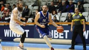 Баскетболният Спартак (Плевен) разширява сътрудничеството си с училищата в града