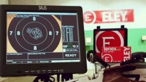 Цветослав Макавеев осми във финала на 10 метра пистолет за юноши на ЕП по спортна стрелба