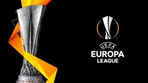 Играят се 7 реванша от 1/16-финалите в Лига Европа