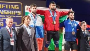 Четирима български щангисти на олимпийската квалификация в Малта през уикенда