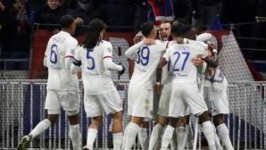 Жуниньо за победата над Юве: Почти перфектен мач за Лион
