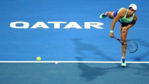 Ашли Барти се класира за полуфиналите в Доха