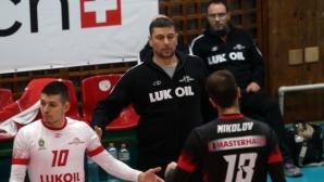 Николай Желязков: За нас всеки мач е дерби