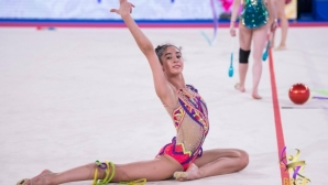 Ева Брезалиева е с контузия и отпадна от състава на България за турнира в Корбей Есон
