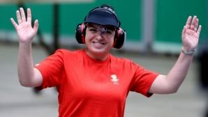 Българките с рекорд и финал на Европейското по стрелба