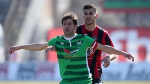 21-ият кръг на Втора лига продължава с пет мача