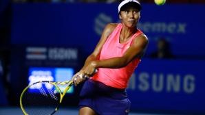 """Шампионката от """"Ролан Гарос"""" за девойки достигна до първия си финал в турнирите на WТА"""