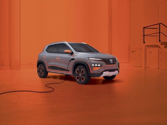 Dacia показа бъдещия си достъпен електромобил