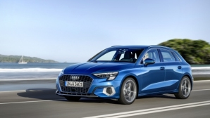 Това е новият Audi A3 Sportback