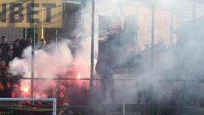 Заплашиха Ботев (Пд) с лишаване от домакинство