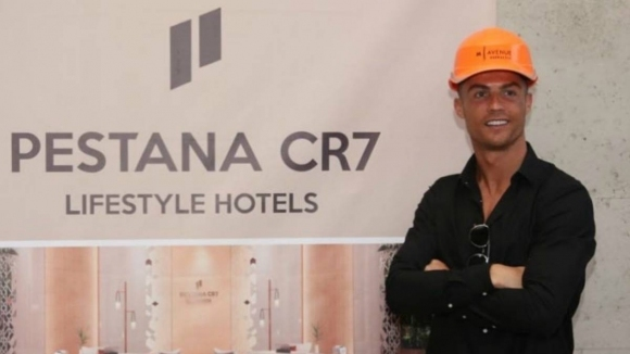 Информациите за хотелите на Роналдо се оказаха неверни