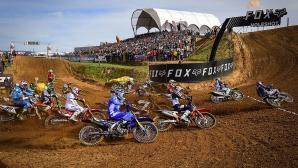 Световният шампионат по мотокрос отложи стартовете през април