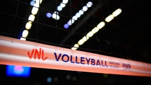 FIVB отложи Лигата на нациите