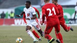 Мазику отказал поканата от Конго заради неизплатени премии