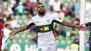 Футболист на Елче е с положителен тест за COVID-19