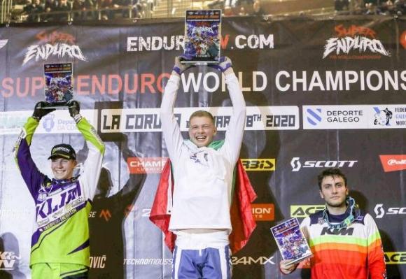 Кабакчиев спечели историческа първа титла за България в Световния Супер Ендуро шампионат