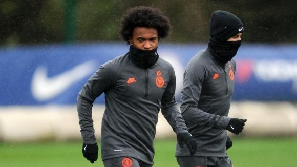 Вилиан моли Челси да го пусне да се прибере в Бразилия