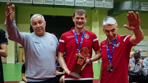 Георги Петров изведе Локо (Новосибирск) до трета титла при младежите в Русия