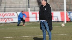 Люси Киров опроверга слух, че Дунав се разделя с Исаевски