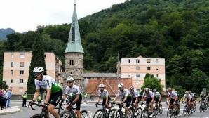 Колоездачната обиколка на Словения бе отменена заради COVID-19