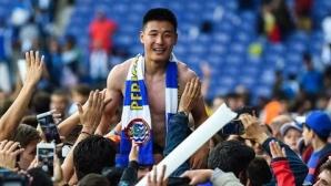 Ценен за испанския футбол играч е хванал COVID-19