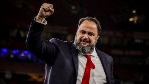 Президентът на Олимпиакос пребори коронавируса