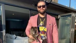 Русев помага с по 20 000 долара на останали без доходи служители на WWE