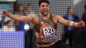 Сребърен медалист от Лондон 2012 е диагностициран с коронавирус