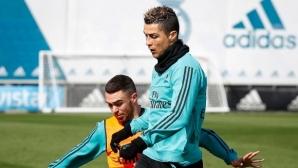 Как Кристиано Роналдо разби мечтите на талант от Реал Мадрид (снимки)