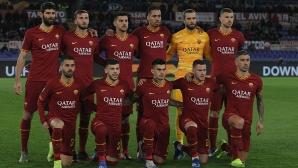 Рома ще благодари на всички италиански медици при следващия си мач с фенове