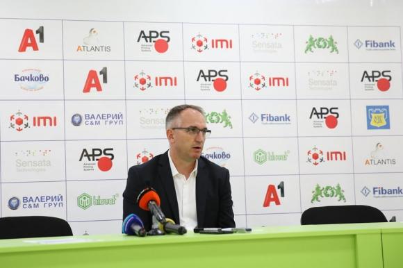 Йовица Арсич: Поредна манипулация от страна на Левски Лукойл