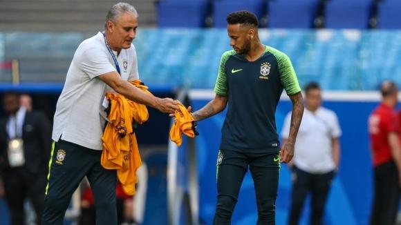 Тите: Неймар е важен за Бразилия, но не е незаменим