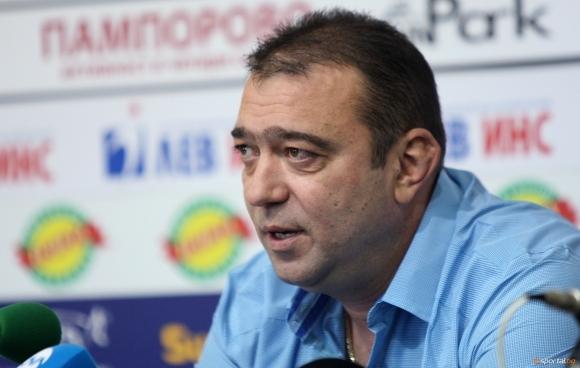 Людмил Найденов ще предлага нов треньор на националния отбор по волейбол
