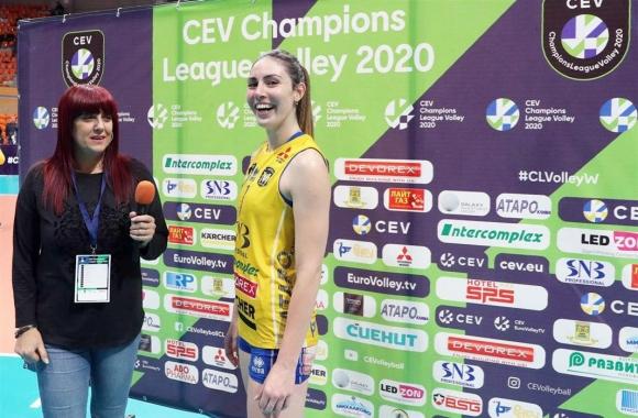 Лора Китипова: Направихме успешен сезон, искахме да спечелим титлата по стандартния начин