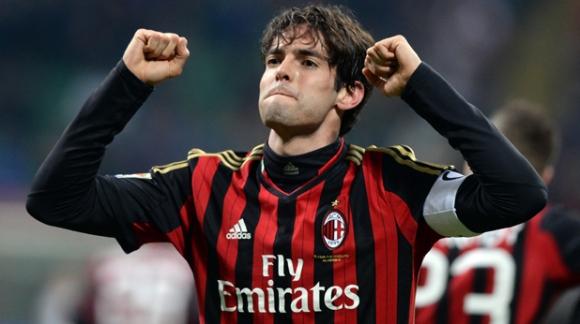 Кака: В Милан изживях най-хубавите и най-лошите си...
