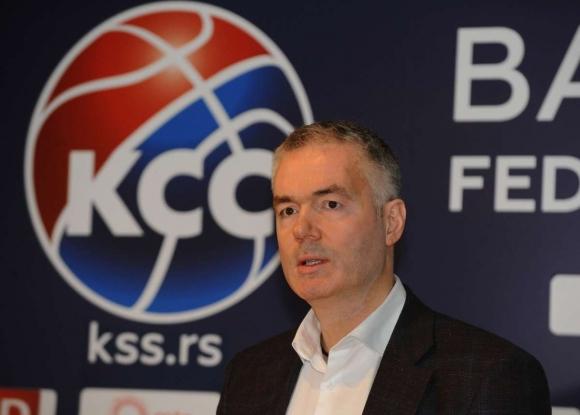 Сръбската баскетболна федерация дари 30 хиляди евро в борбата с COVID-19