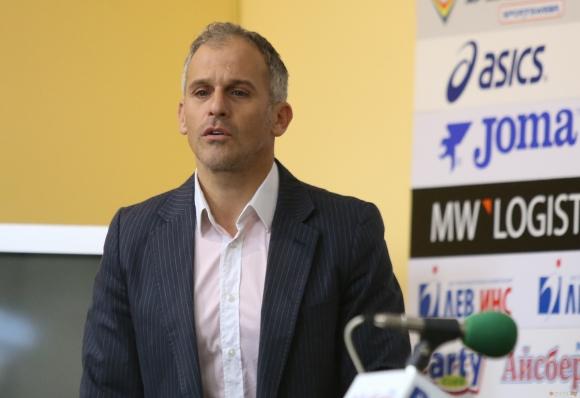Йордан Йовчев: Сега спортистите трябва да каляват психиката си