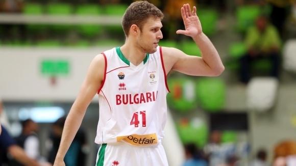 Александър Везенков избра своя отбор за БФБ е-баскет лигата