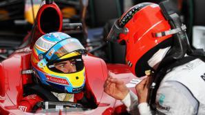 Бриаторе: Алонсо е на същото ниво като Шумахер