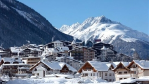 Ишгъл - раят за скиорите в Тирол, от който пламна заразена половин Европа