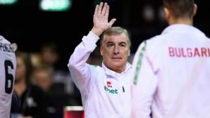 Силвано Пранди остава начело на България до 2022-а?