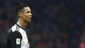 Il Messaggero: Ювентус може да продаде Кристиано Роналдо