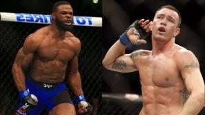 Уудли и Ковингтън готови да се бият на UFC 249