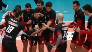 Крайно класиране във волейболната Суперлига на България