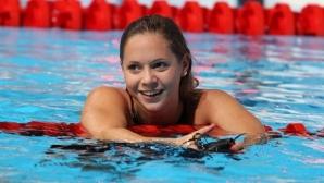 Световна шампионка по плуване с коронавирус